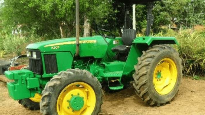 Tractor john deere 5303